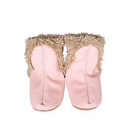 Robeez® Soft Soles™ Classic Bootie in Pink