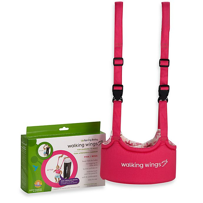 Alternate image 1 for UpSpring Baby™ Walking Wings® in Pink