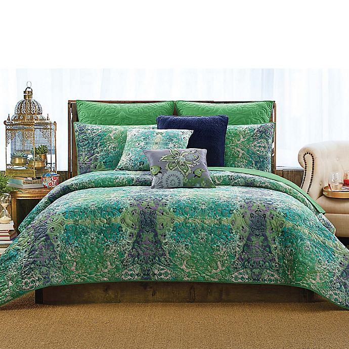 Tracy Porter 174 Posey Velvet Quilt Bed Bath Amp Beyond