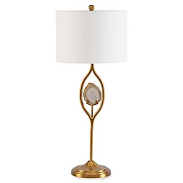 Madison Park Carla Table Lamp in Gold