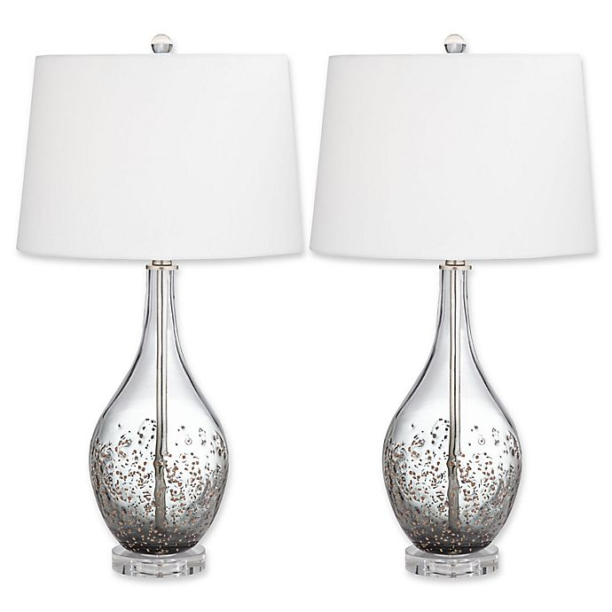 Lighting Sparrow Table Lamps In Grey