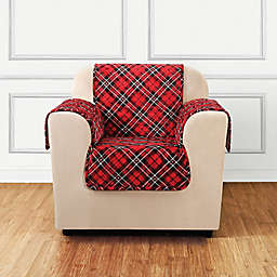 Sure Fit® Holiday Chair Cover