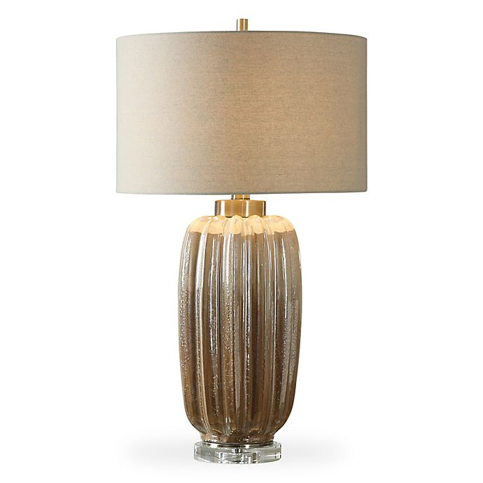 Uttermost Gistova Table Lamp In Gold