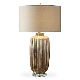 Uttermost Gistova Table Lamp in Gold