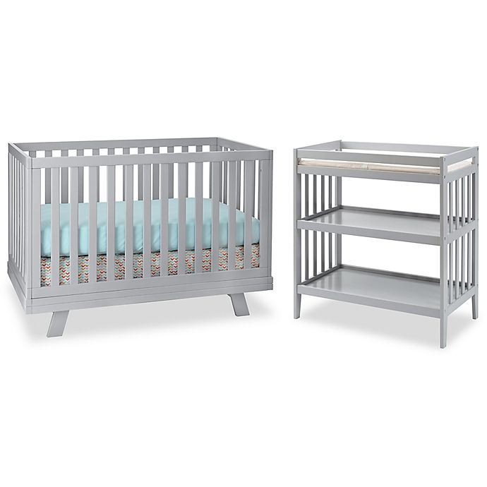 Alternate image 1 for Westwood Design Reese Nursery Furniture Collection in Fog Grey