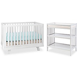 Westwood Design Reese Nursery Furniture Collection in White