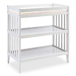 Westwood Design Reese Changing Table with Pad in White