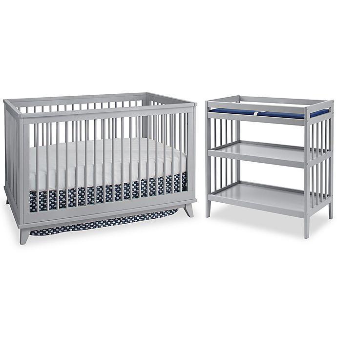 Alternate image 1 for Westwood Design Echo Nursery Furniture Collection in Fog Grey