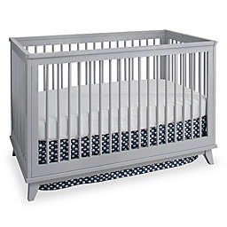 Westwood Design Echo 3-in-1 Convertible Crib in Fog Grey