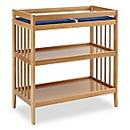 Westwood Design Echo Changing Table with Pad in Natural