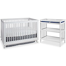 Westwood Design Echo Nursery Furniture Collection in White