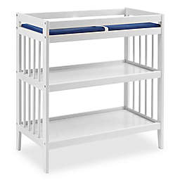 Westwood Design Echo Changing Table with Pad in White