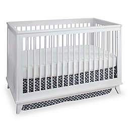 Westwood Design Echo 3-in-1 Convertible Crib in White