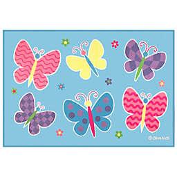 Olive Kids™ Butterfly Garden Area Rug