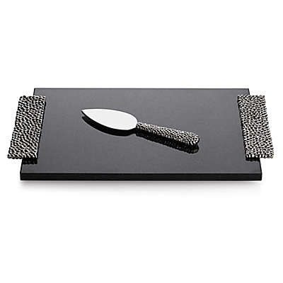 Michael Aram Molten Cheese Board with Knife