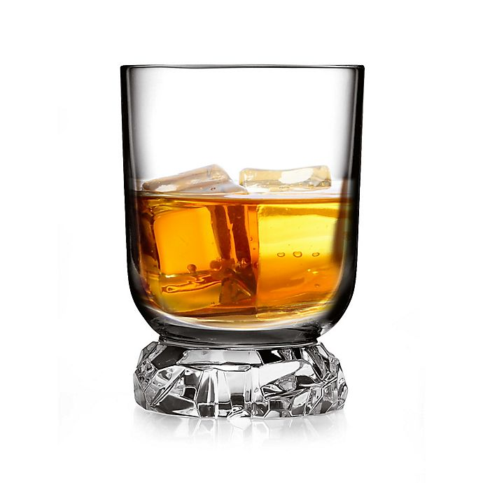 Alternate image 1 for Michael Aram Rock Double Old Fashioned Glass