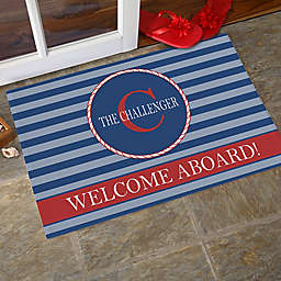 Anchor's Away Doormat
