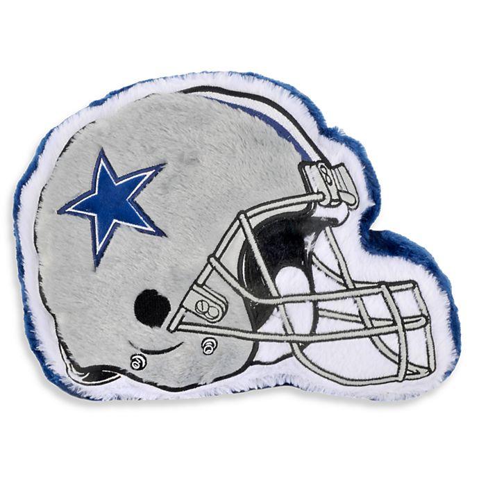78f0849a5 NFL Dallas Cowboys Helmet Throw Pillow | Bed Bath & Beyond