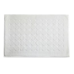 Linum Home Textiles Circle Design Bath Mat Collection