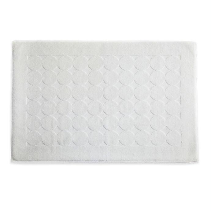Alternate image 1 for Linum Home Textiles Circle Design Bath Mat Collection