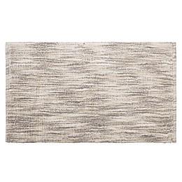 Jean Pierre Taylor 21-Inch x 34-Inch Reversible Cotton Bath Rug