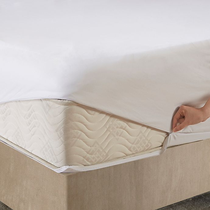 Alternate image 1 for Sleep Philosophy Copper Infused Mattress Protector