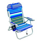 5-Position Backpack Beach Chair