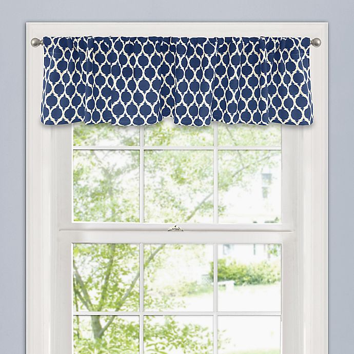 Alternate image 1 for Morocco 14-Inch Window Valance
