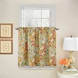 Waverly® Spring Bling Room Darkening Window Curtain Tier Pair