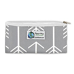 Planet Wise™ Reusable Zippered Snack Bag