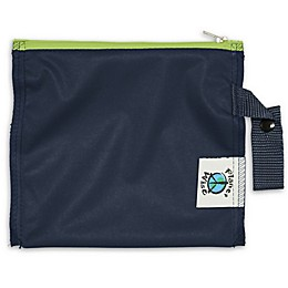 Planet Wise™ Mini Lite Snack Bag in Navy
