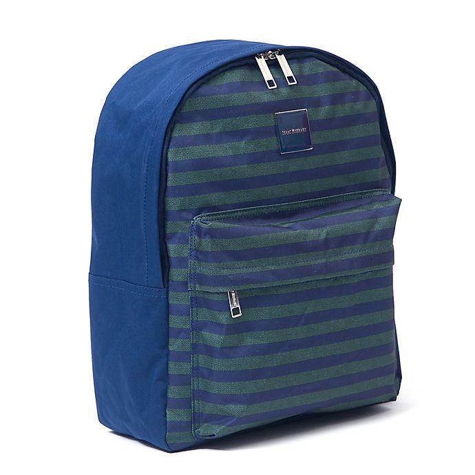 Alternate image 1 for Isaac Mizrahi Ingram Classic Backpack in Green