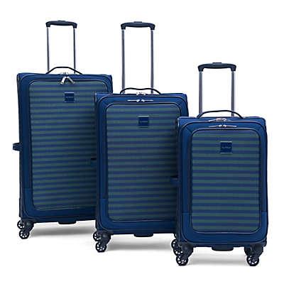 Isaac Mizrahi Ingram Spinner Luggage in Green