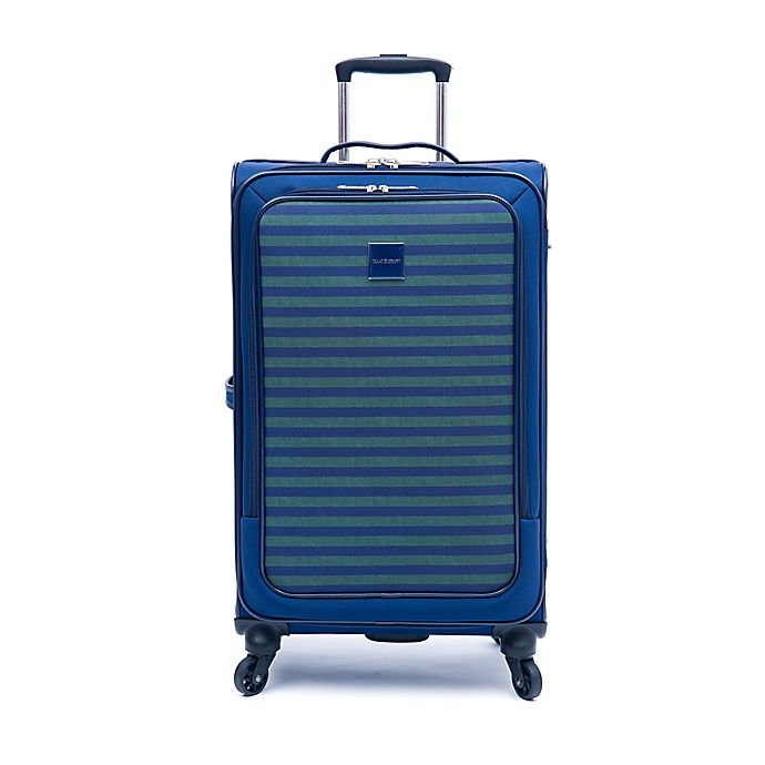 Alternate image 1 for Isaac Mizrahi Ingram 26-Inch Spinner Suitcase in Green