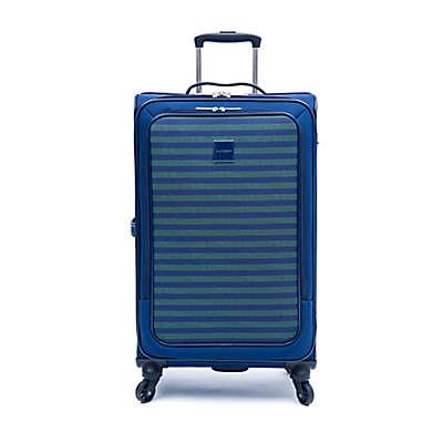 Isaac Mizrahi Ingram 26-Inch Spinner Suitcase in Green