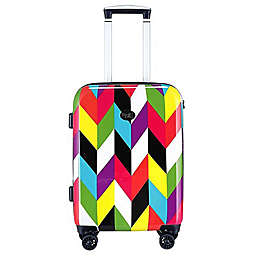 French Bull® Ziggy 20-Inch Hardside Spinner Carry On