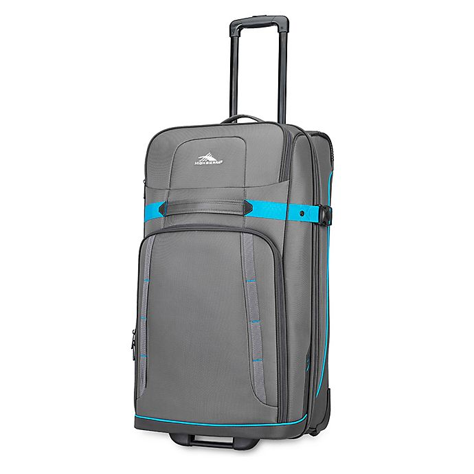 High Sierra 174 Evanston 29 Inch 2 Wheel Upright Duffle Bag
