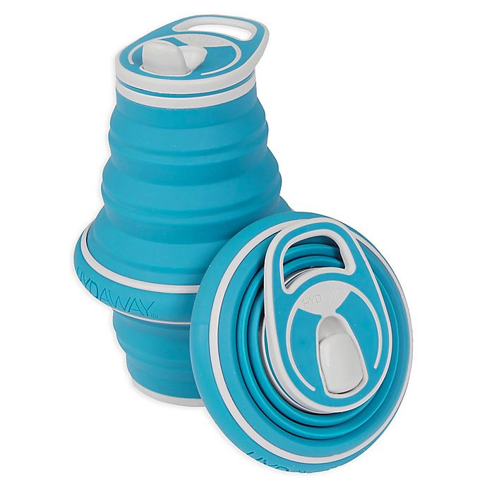 Alternate image 1 for Collapsible Water Bottle