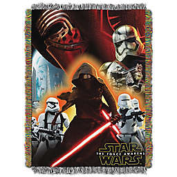 Star Wars™ Ground Invasion Woven Tapestry Throw Blanket