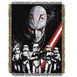 Star Wars™ Rebel Storm Tapestry Throw
