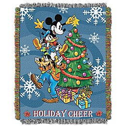 Disney® Spread Cheer Tapestry Throw