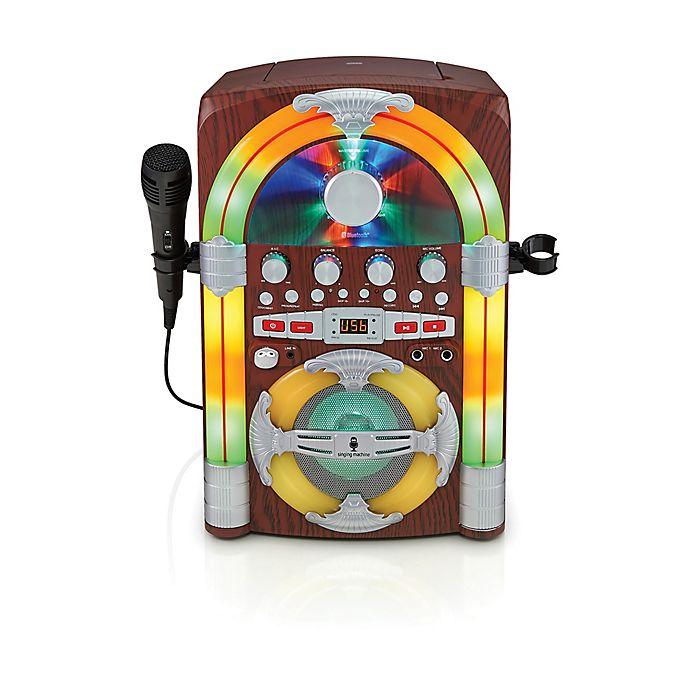 The Singing Machine Jukebox Karaoke System | Bed Bath & Beyond