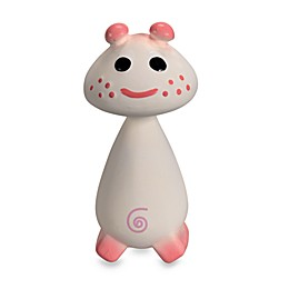 Sophie la girafe® PIE Soft Rubber Teething Toy in Pink