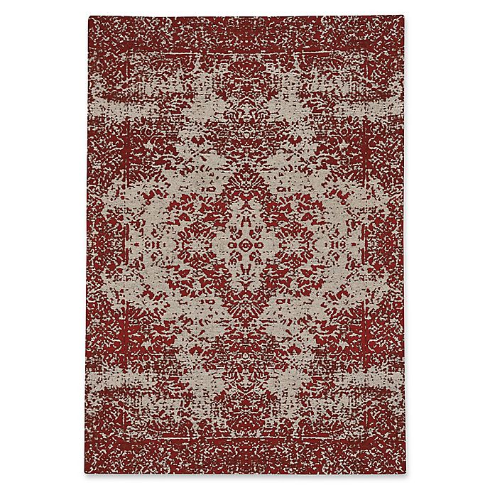 Alternate image 1 for Capel Rugs Celestial-Kirman 5-Foot x 7-Foot 6-Inch Area Rug in Cardinal