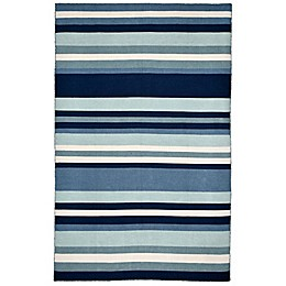 Liora Manne Tribeca Water Rug in Blue