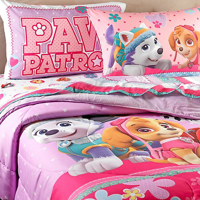 Alternate image 1 for Nickelodeon™ Paw Patrol Girl Twin/Full Comforter