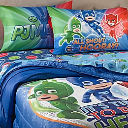 PJ Masks Comforter Collection