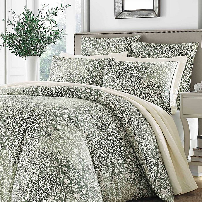 Alternate image 1 for Stone Cottage Abingdon Duvet Cover Set