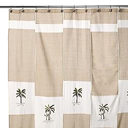 Croscill® Fiji 70-Inch x 72-Inch Shower Curtain