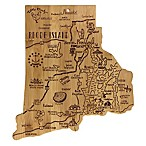 Totally Bamboo® Rhode Island Destination Cutting Board